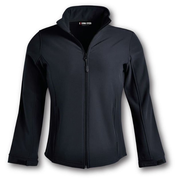 Picture of Ladies Classic Soft Shell Jacket