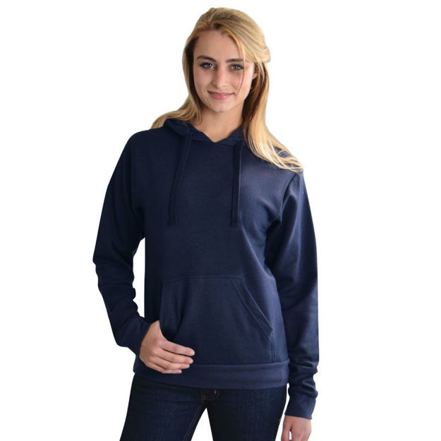 Picture of Ladies Classic Fleece Hoodie