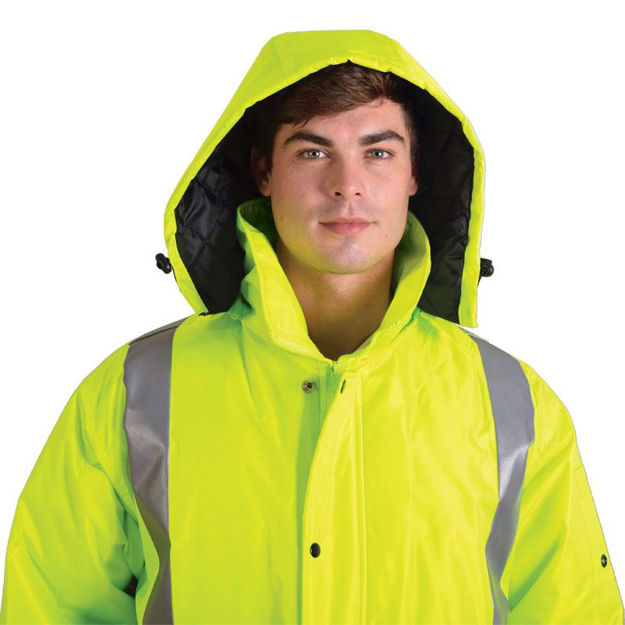 Picture of High Visibility Parka Jacket