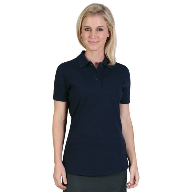 Picture of Ladies Classic Heavy Weight Polo