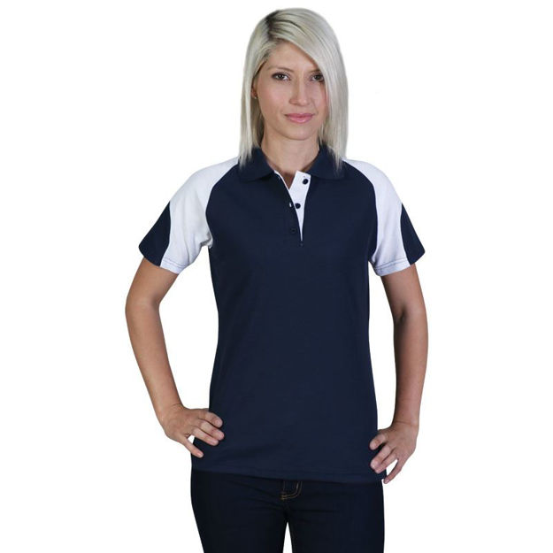 Picture of Ladies Infinity Polo