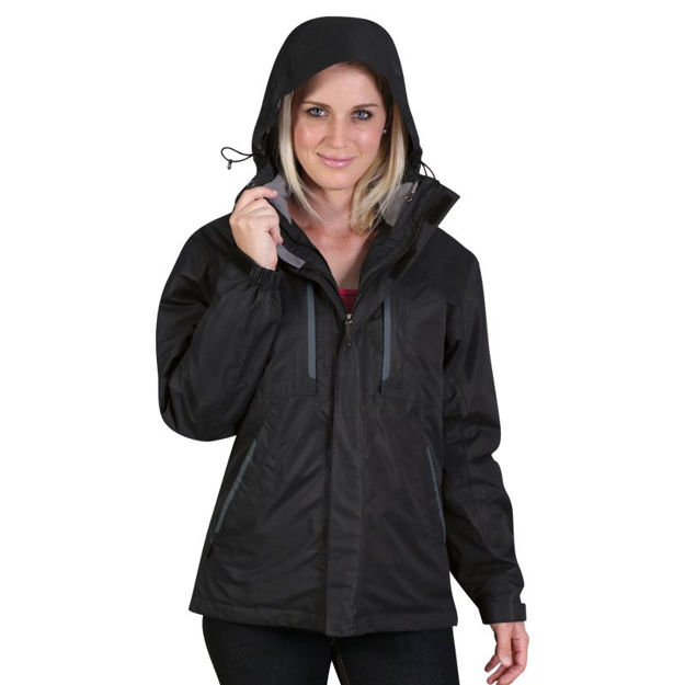 Picture of Ladies Conquest 3-in-1 Jacket