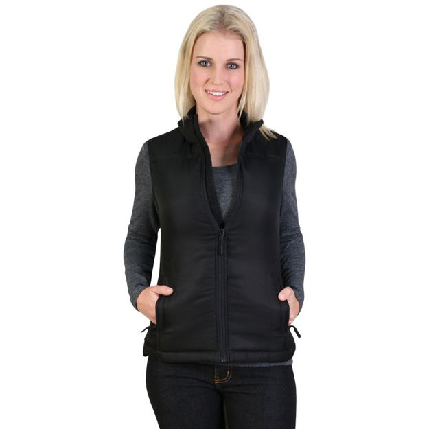 Picture of Ladies Body Warmer Vest