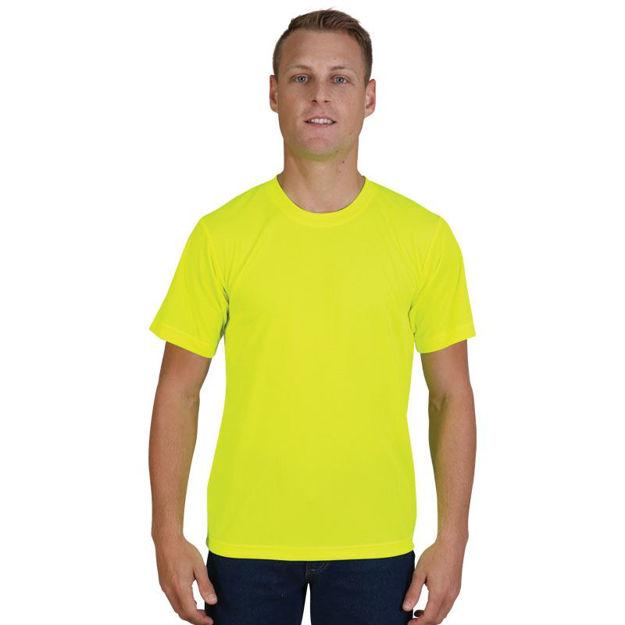 Image sur T-Shirt à Haute Visibilité