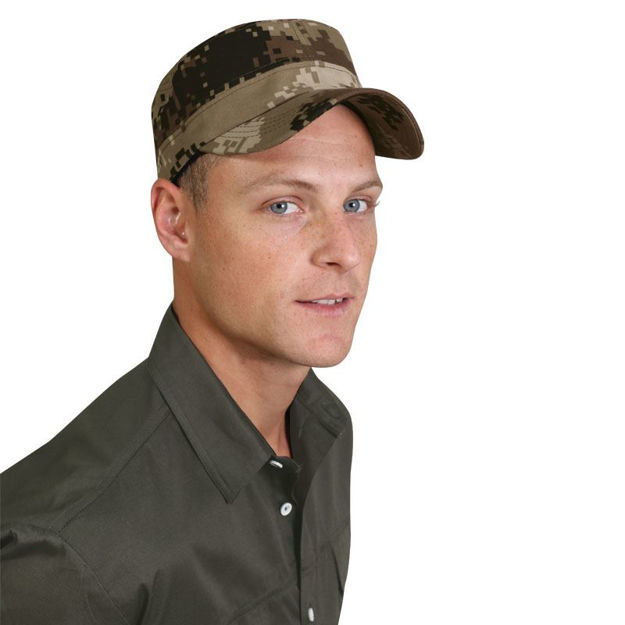 Picture of CUBAN CAMO CAP