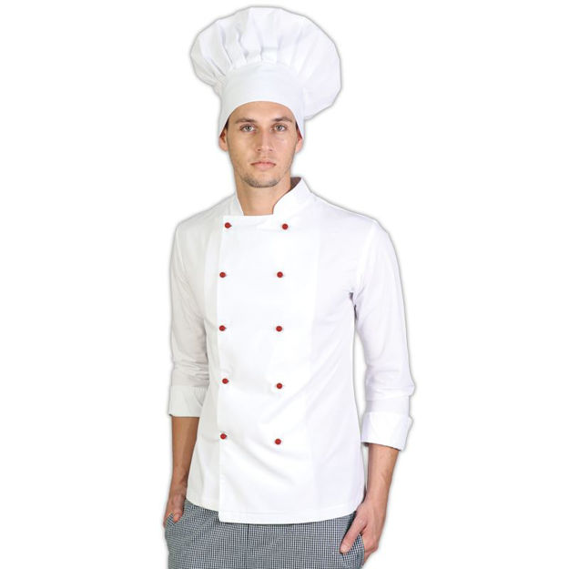 Picture of Stanley Chef Coat- Long Sleeve
