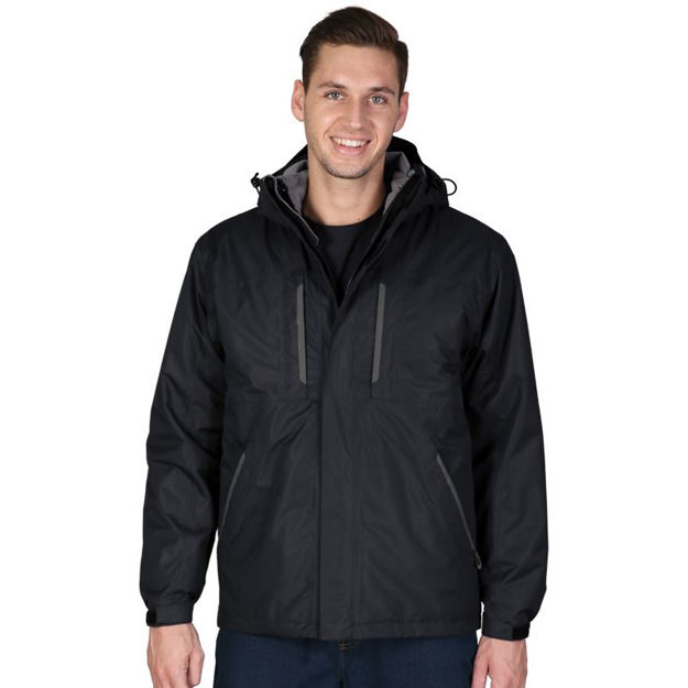 Picture of Mens Conquest 3-in-1 Jacket