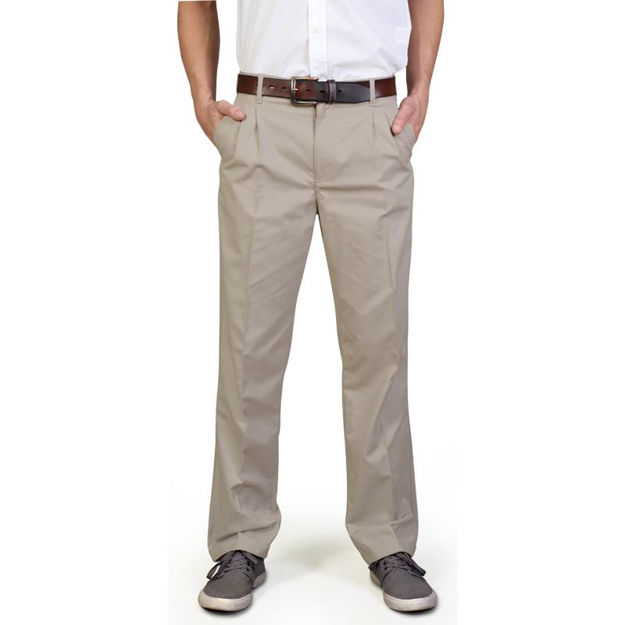 Picture of Pleated Chinos