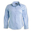 Picture of Ladies Vertistripe Woven Shirt Long Sleeve