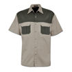 Picture of Heavy Duty Two-tone Bush Shirt