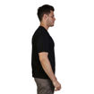 Picture of 170g Combed Cotton V-neck T-shirt