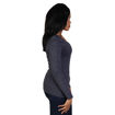 Picture of Ladies 150G Fashion Fit T-shirt - Long Sleeve